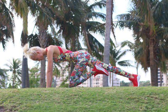 zrzucenie brzucha z ćwiczeniami