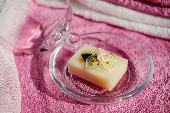 wykonanie naturalnego mydła