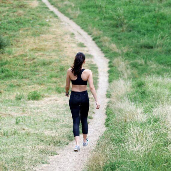 spacery a odchudzanie