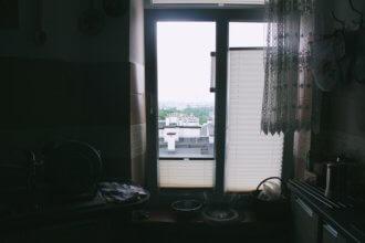 rolety plisy na oknach
