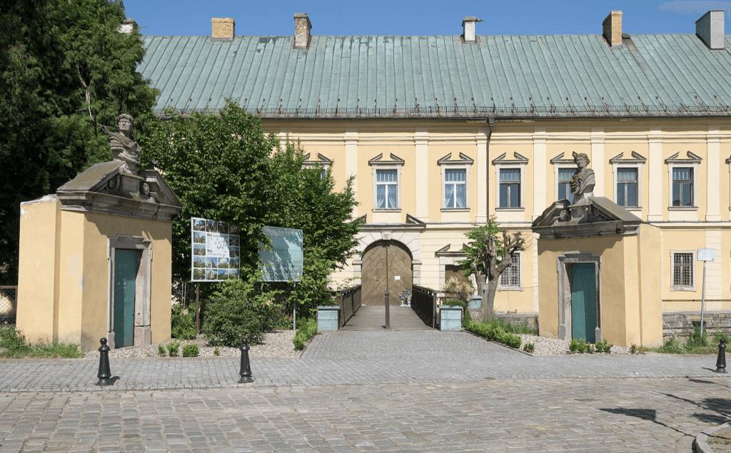 zamek w Międzylesiu