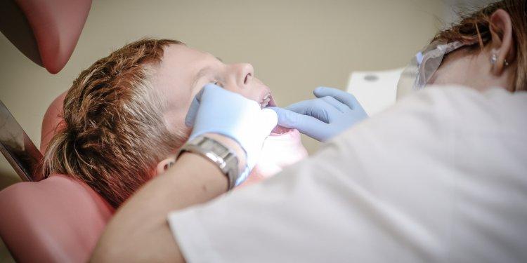 zęby i dentysta