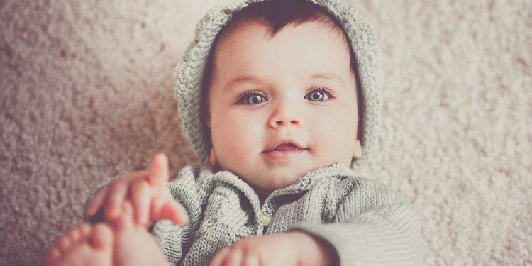 dziecko w chłodne dni