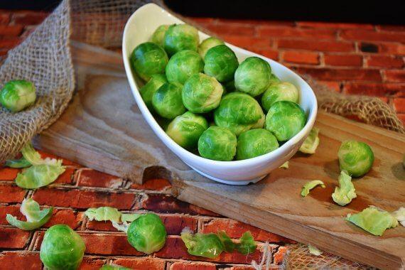 brukselka i warzywa jesienne