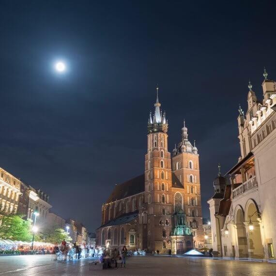 przewodnik turystyczny po krakowie